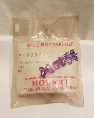 Hobart Bearing Sleeve, Switch End for N50 5 Qt Mixer Qty 1 NOS OEM V-9092-2