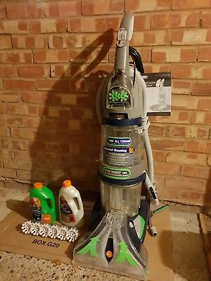 Vax All Terrain Carpet Cleaner With Instructions Used 4529
