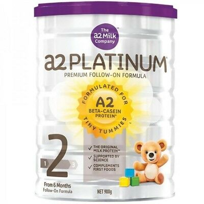 a2 Platinum stage 2 Formula 900g - BRAND NEW!!!! Long Use by date