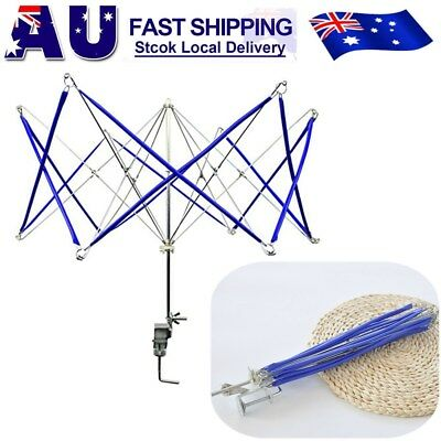 Umbrella Yarn Swift Yarn Winder Knitting Winder Tools Wool String Holder Machine