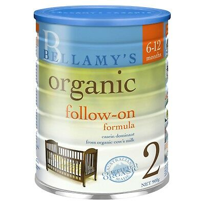 Bellamy's Step 2 Organic Follow On Formula - Brand New!!! Excellent use by date