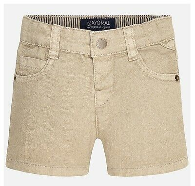 New Mayoral Baby Boy Shorts Age 6 months.  1275