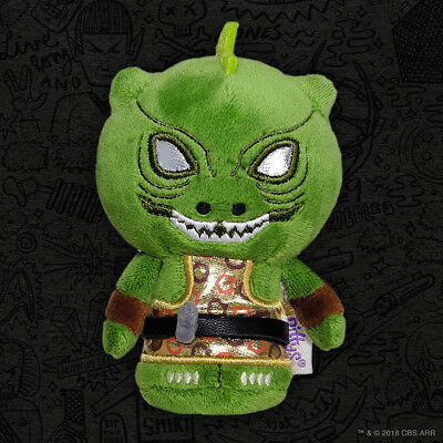 SDCC 2018 Star Trek Gorn Itty Bitty Plus Hallmark