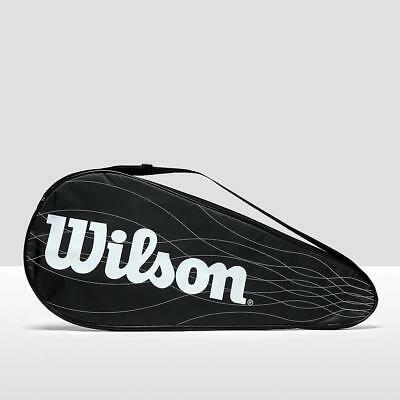 Wilson Racquet Cover (Holds 1 Racquet only) with Carry strap!