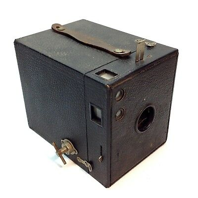 Vintage / Antique KODAK Box Brownie No.3