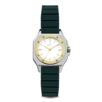 OROLOGIO OPS! OBJECTS Paris Acciaio Donna Verde  OPSPW-508