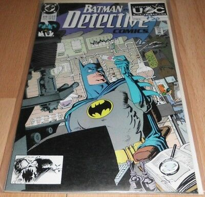 Detective Comics (1937 1st Series) #619...Published Aug 1990 by DC.