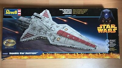 modelbau star wars republic star destroyer 504mm