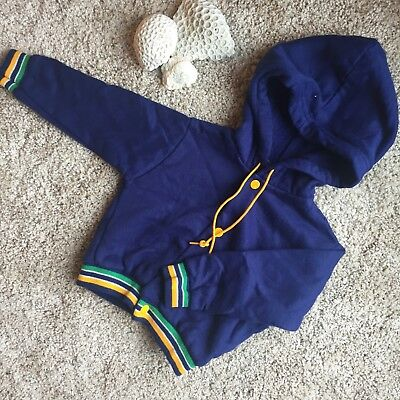 Vintage 18M Tracksuit Button Up Sweater Hoodie
