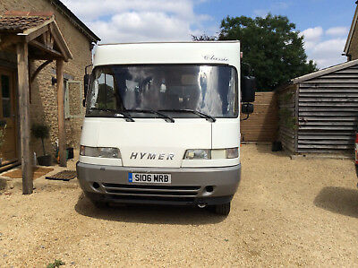 Hymer B544 Classic 1998 Fiat Ducato 83k miles in Wiltshire