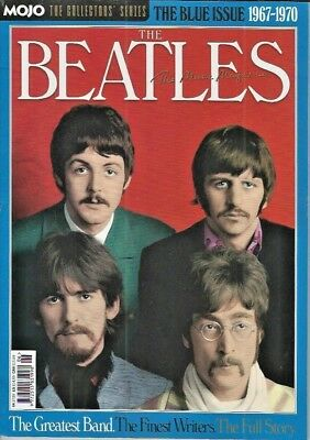 Mojo Magazine The Collectors Series The Beatles Blue Issue 2018 ~ New ~