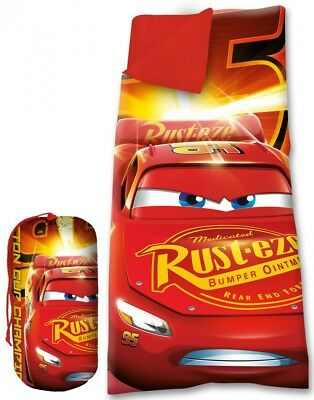 Schlafsack Cars Kinder Disney