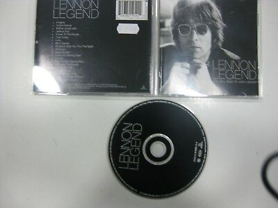 John Lennon Cd Holland Legend, The Very Best 1997