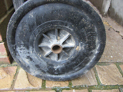 Belle Minimix 140 And 150 Cement Mixer Wheel