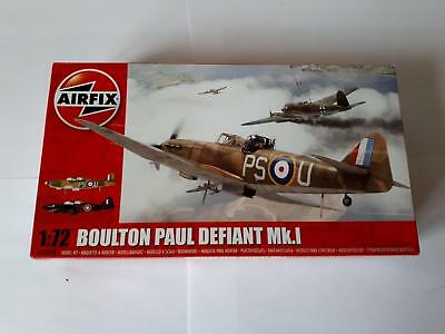 Airfix 02069 Boulton Paul Defiant Mk I French Air Force Fighter 1:72 WWII Plane