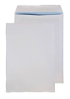 B4 100 gsm Purely Everyday Self Seal Pocket Envelope - White Pack of 200