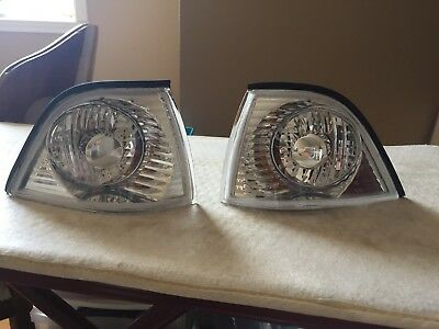 Bmw E36 Clear Corner lights Coupe/2 Door