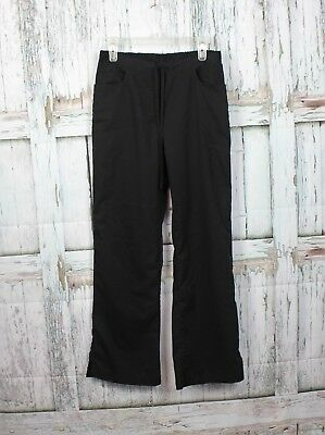 GREYs ANATOMY 4232 T Black Scrubs Bottoms Pants Jr Fit Petite Small Tall ST