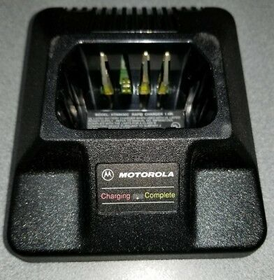 Motorola HTN9630C Rapid Charger BASE ONLY New in Box