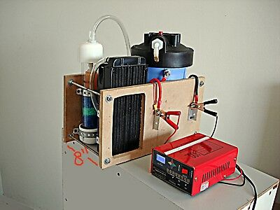 HHO Generator system Model: AMA -W/342 for cars.