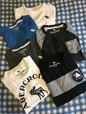 boys abercrombie lot Size 7/8