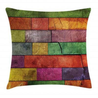 Classical Rustic Throw Pillow Cases Cushion Covers Home Decor 8 Sizes