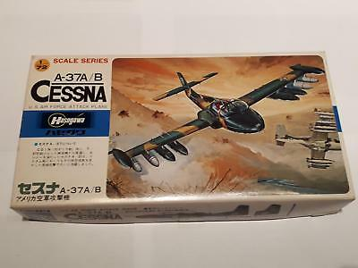 Hasegawa B12 Cessna A-37 A/B US Air Force Attack Plane USAAF Fighter 1:72
