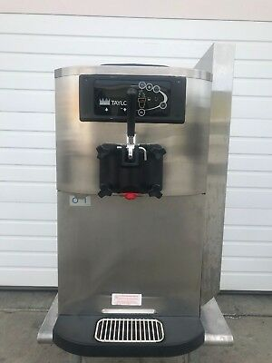 TAYLOR C709-33 SOFT SERVE ICE CREAM MACHINE Countertop Commercial Ice Cream