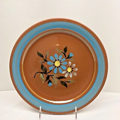 Vintage Stangl Pottery Morning Blue Bread Plate