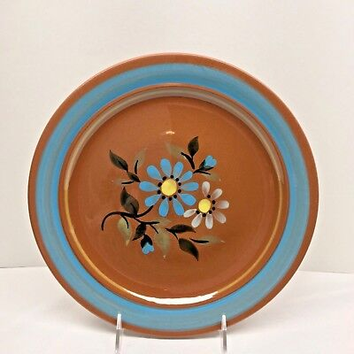Vintage Stangl Pottery Morning Blue Dinner Plate