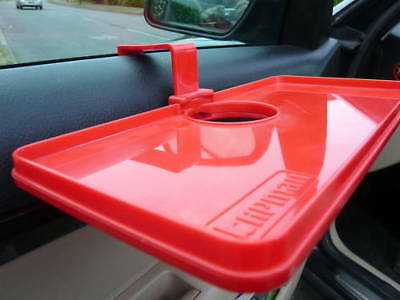 unique 4 x CAR TRAYS WITH CUP HOLDERS - bespoke,,,OFFERS, almost sold out