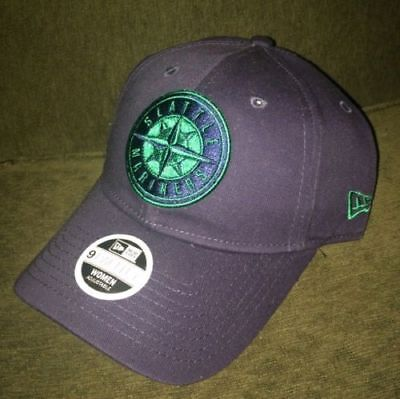 d0e231dbab1750 Victorias Secret Pink Genuine Seattle Mariners Mlb Baseball Cap Hat Team