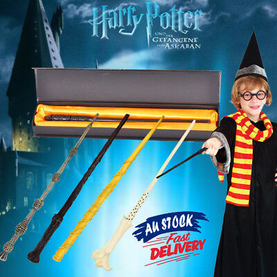 Collectable Hallows Hogwarts Gift Box Magic Wand Deathly Wizard Harry Potter