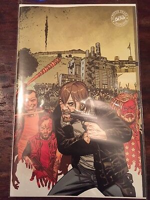 The Walking Dead #181 2018 SDCC Image Exclusive NM Unread Limited Print Run