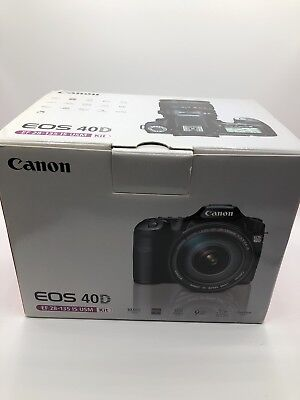 Canon EOS 40D EF 28-135 IS USM Kit BOX ONLY