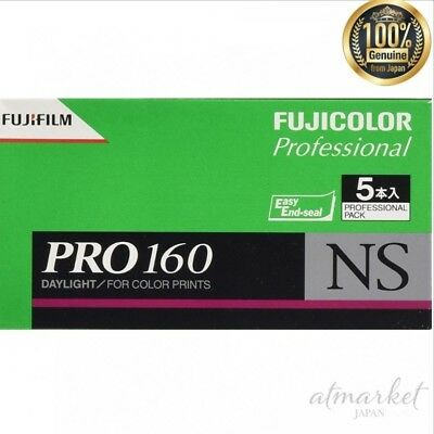 NEW FUJIFILM color negative film (for professional use) Fuji color From JAPAN
