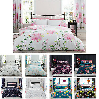 Duvet Cover With Pillow Case Quilt Cover Bedding Set Single Double King S King