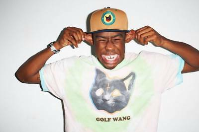 "MX08612 Tyler The Creator - American Odd Future Hip Hop Star 21""x14"" Poster"