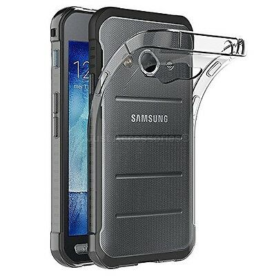 Clear Silicone TPU Gel Case Cover For Samsung Galaxy X Cover 3 G388F