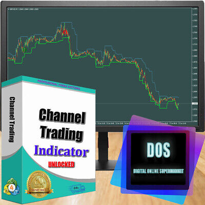 Ultra-precise forex indicator Channel Trading for MT4