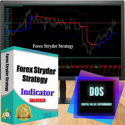 Ultra-precise forex indicator Forex Stryder Strategy for MT4