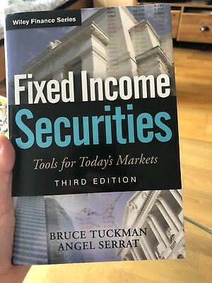 Fixed Income Securities: Tools for Today's Markets, Bruce Tuckman