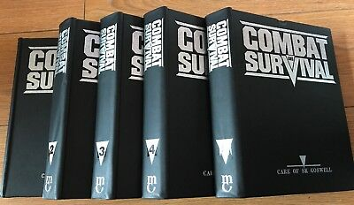 *** Complete Set 100 Combat And Survival Magazines ***