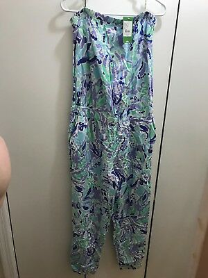 Lilly Pulitzer Jumpsuit Size L NWT