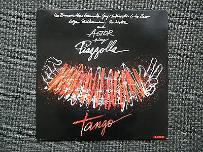 """LP:Liège Philharmonic Orchstra And Astor Play """"Piazzolla Tango"""" Carrere -6.26402"""