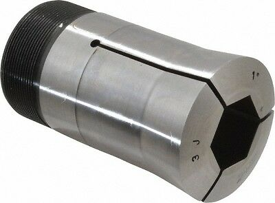 Lyndex 1 Inch Hex 3J Collet 3-3/4 Inch Overall Length, 1.988-20 Inch External...