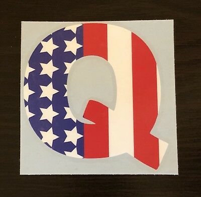 Q Anon Decal Qanon Decal Sticker Wwg1Wga Alex Jones