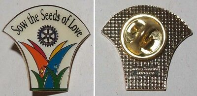Pin-Anstecker Rotary International Sow the Seeds of Love