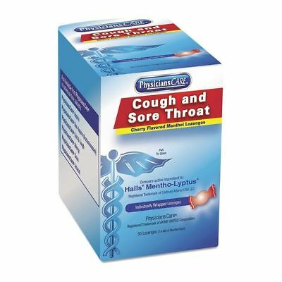 PHYSICIANSCARE 90306 Cough Drop,Lozenges,PK50