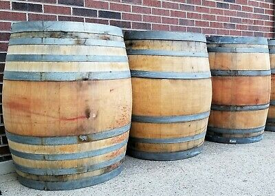 Used Napa Valley Wine Barrels (Eastern 1/2 of US only!)